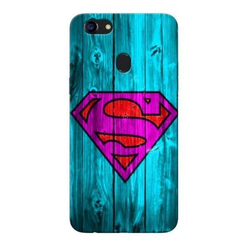 SuperMan Oppo F5 Mobile Cover