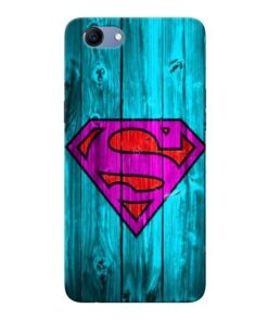 SuperMan Oppo Realme 1 Mobile Cover