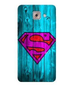 SuperMan Samsung Galaxy J7 Max Mobile Cover
