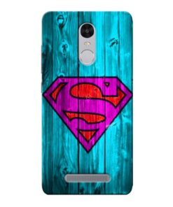SuperMan Xiaomi Redmi Note 3 Mobile Cover