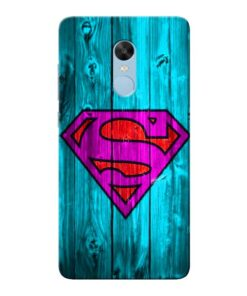 SuperMan Xiaomi Redmi Note 4 Mobile Cover