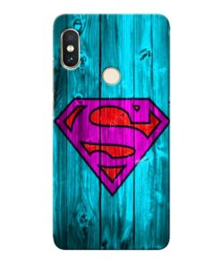 SuperMan Xiaomi Redmi Note 5 Pro Mobile Cover