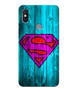 SuperMan Xiaomi Redmi Y2 Mobile Cover