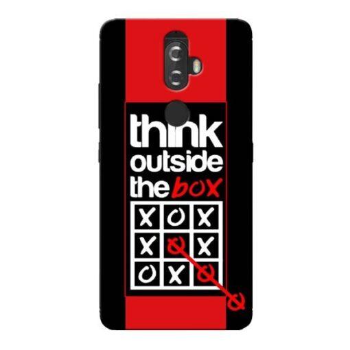 Think Outside Lenovo K8 Plus Mobile Cover