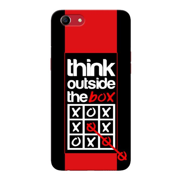 Think Outside Oppo A83 Mobile Cover