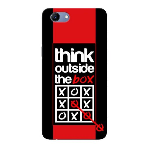Think Outside Oppo Realme 1 Mobile Cover