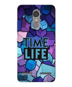 Time Life Lenovo K6 Power Mobile Cover