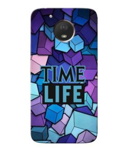 Time Life Moto E4 Plus Mobile Cover