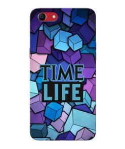 Time Life Oppo A83 Mobile Cover
