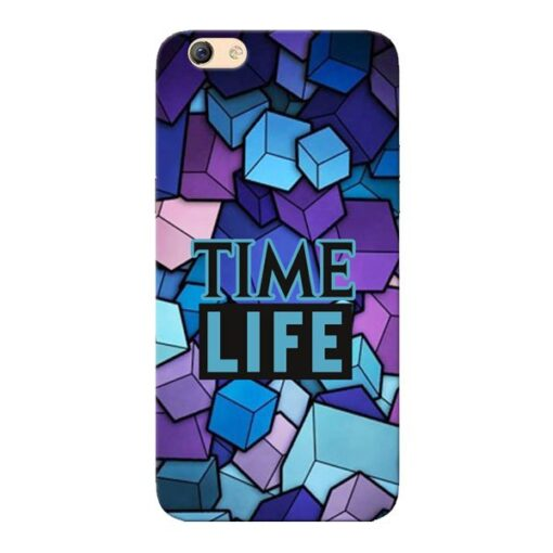 Time Life Oppo F3 Mobile Cover