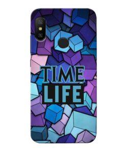 Time Life Xiaomi Redmi 6 Pro Mobile Cover