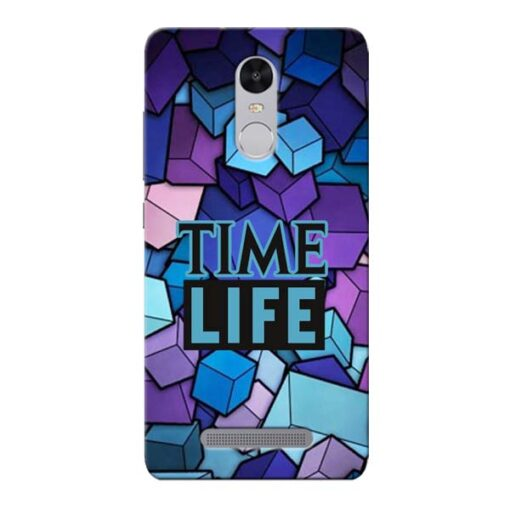 Time Life Xiaomi Redmi Note 3 Mobile Cover