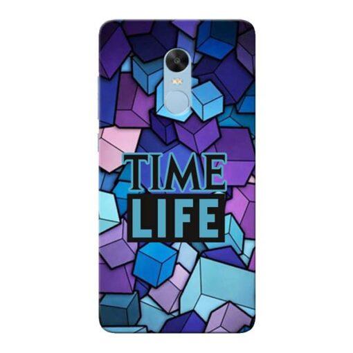 Time Life Xiaomi Redmi Note 4 Mobile Cover