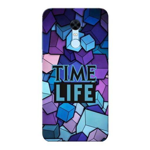 Time Life Xiaomi Redmi Note 5 Mobile Cover