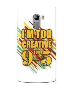 Too Creative Lenovo Vibe K4 Note Mobile Cover