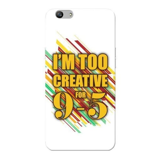 Too Creative Oppo F1s Mobile Cover