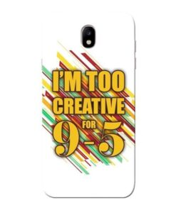 Too Creative Samsung Galaxy J7 Pro Mobile Cover