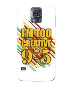 Too Creative Samsung Galaxy S5 Mobile Cover