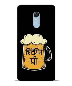 Vitamin Pee Redmi Note 4 Mobile Cover