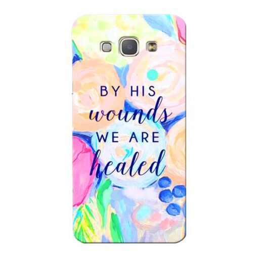We Healed Samsung Galaxy A8 2015 Mobile Cover