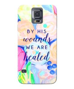 We Healed Samsung Galaxy S5 Mobile Cover