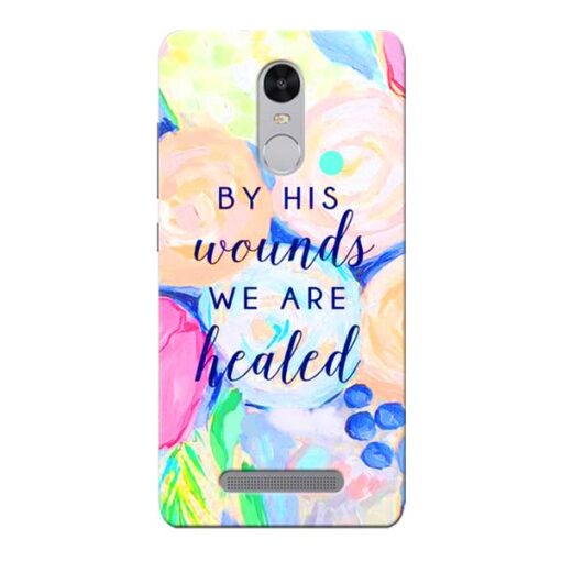 We Healed Xiaomi Redmi Note 3 Mobile Cover