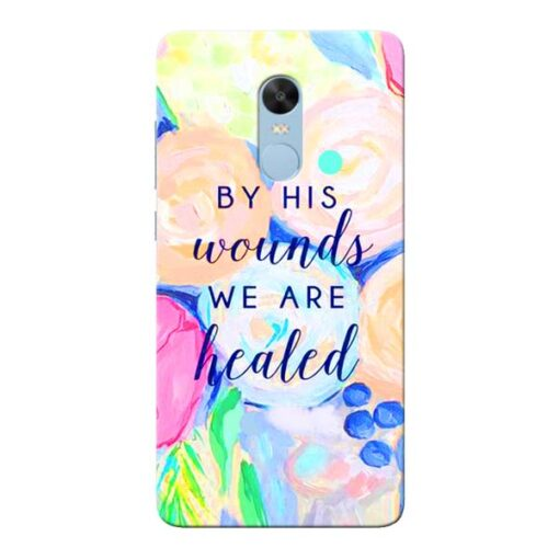 We Healed Xiaomi Redmi Note 4 Mobile Cover