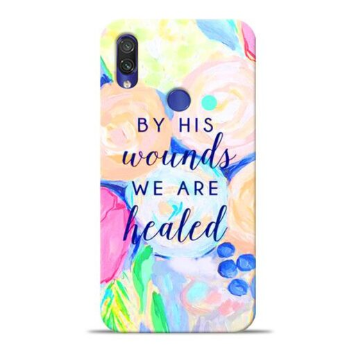 We Healed Xiaomi Redmi Note 7 Mobile Cover
