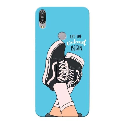 Weekend Asus Zenfone Max Pro M1 Mobile Cover