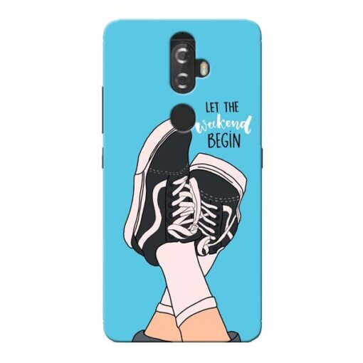Weekend Lenovo K8 Plus Mobile Cover