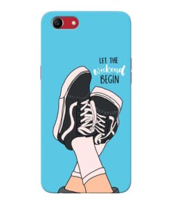 Weekend Oppo A83 Mobile Cover