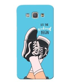 Weekend Samsung Galaxy A8 2015 Mobile Cover