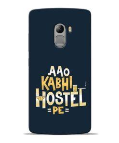 Aao Kabhi Hostel Pe Lenovo Vibe K4 Note Mobile Cover