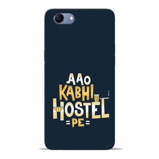 Aao Kabhi Hostel Pe Oppo Realme 1 Mobile Cover