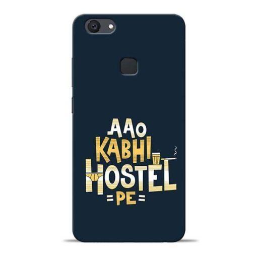 Aao Kabhi Hostel Pe Vivo V7 Plus Mobile Cover