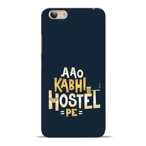Aao Kabhi Hostel Pe Vivo Y53 Mobile Cover