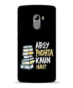 Abey Padhta Koun Lenovo Vibe K4 Note Mobile Cover