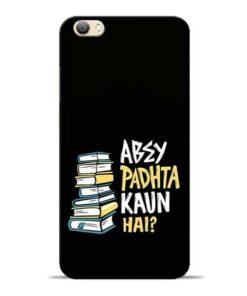 Abey Padhta Koun Vivo V5s Mobile Cover
