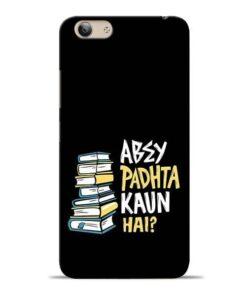 Abey Padhta Koun Vivo Y53i Mobile Cover