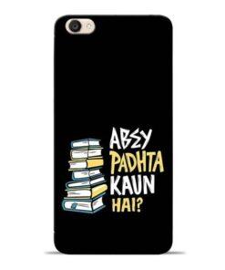Abey Padhta Koun Vivo Y55s Mobile Cover