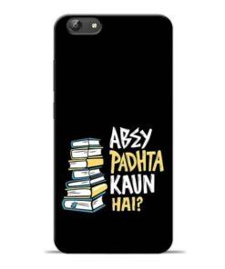 Abey Padhta Koun Vivo Y66 Mobile Cover