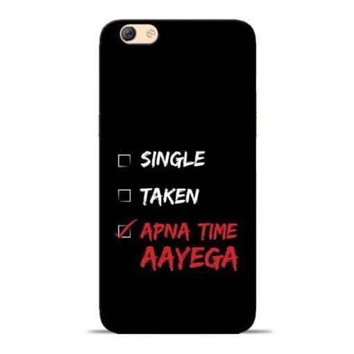 Apna Time Aayega Oppo F3 Mobile Cover