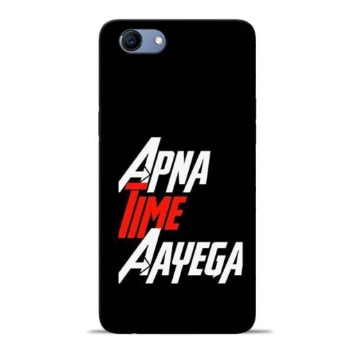 Apna Time Ayegaa Oppo Realme 1 Mobile Cover