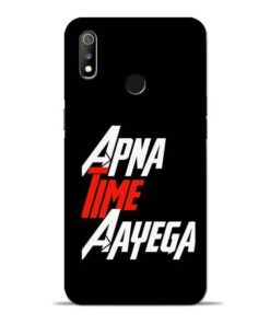 Apna Time Ayegaa Oppo Realme 3 Mobile Cover