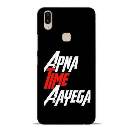 Apna Time Ayegaa Vivo V9 Mobile Cover