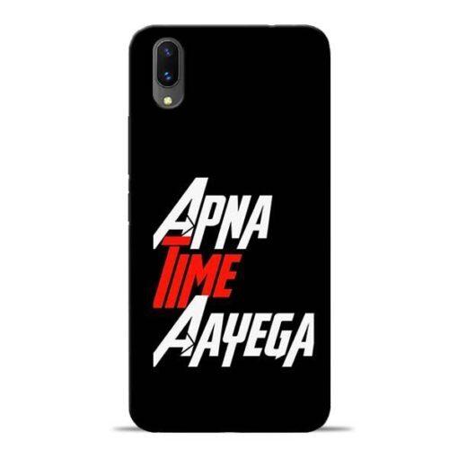 Apna Time Ayegaa Vivo X21 Mobile Cover