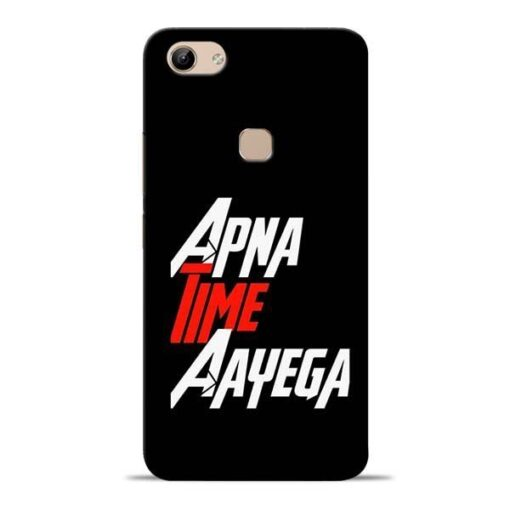 Apna Time Ayegaa Vivo Y81 Mobile Cover