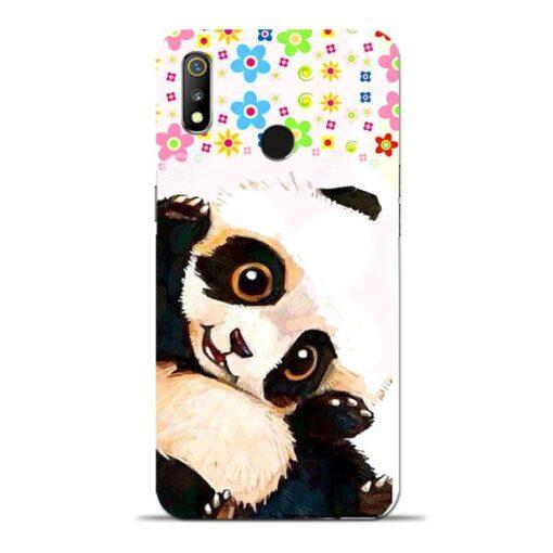 Baby Panda Oppo Realme 3 Mobile Cover