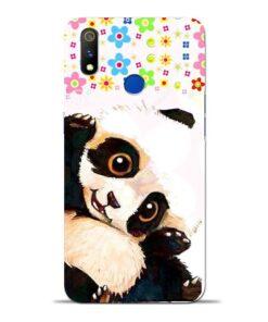 Baby Panda Oppo Realme 3 Pro Mobile Cover