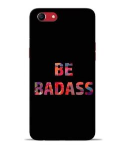 Be Bandass Oppo A83 Mobile Cover